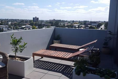 Terrace living in Footscray - Apartment