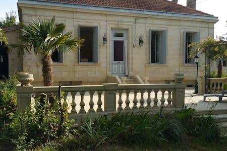 MON HAVRE DE PAIX A 35 MNS DE BORDEAUX - House