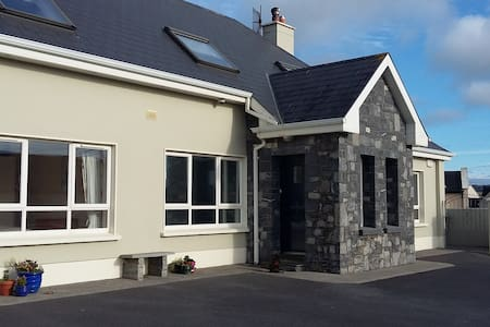 "Clairhouse  "" Dun Ard "" - Lahinch - Bed & Breakfast"