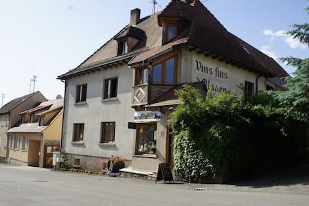 Gite sous le toit du vigneron - Epfig