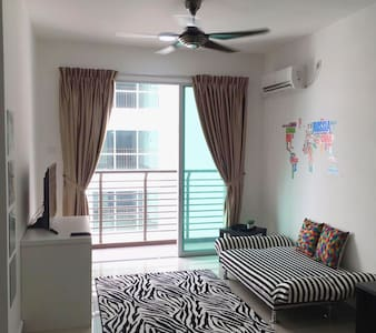 Larkin Heights Studio Apartment Johor Bahru - Apartment