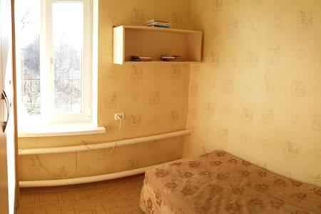 Небольшой домик для друзей. - House