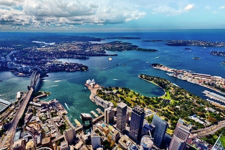 YOUR SYDNEY HARBOUR SANCTUARY