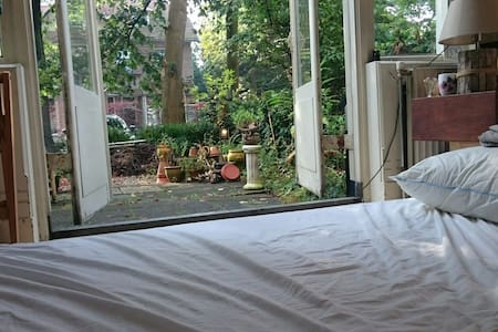 Comfortable matras for traveler - Zeist - Condominium