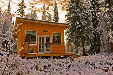 Talkeetna Cabins at Montana Creek - Talkeetna - Stuga