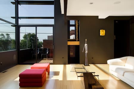Luxurious and Modern Building - Austin - Apartment