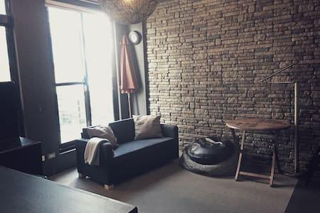 Apartment with great location 溫馨小套房 - 北投區 - Loft