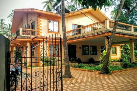 2 Bedroom Apartment in Calangute