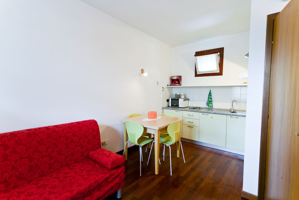 a small affordable apartment
