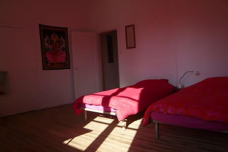 B&B in artist'house in cathare land - Bed & Breakfast