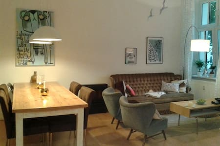 Quiet room in the heart of East Berlin - Apartemen