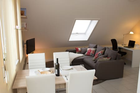 Apartment/ 2- Zimmerwohnung - Fernwald - Casa
