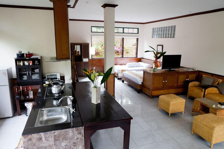 Payogan Homestay Large Studio