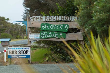 The Rockhouse Accommodation - Hus