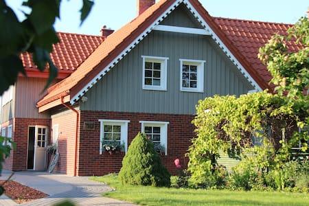 Guest house in Rusne Island - Domek gościnny