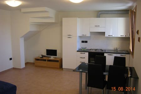 Bell'appartamento in collina - Wohnung