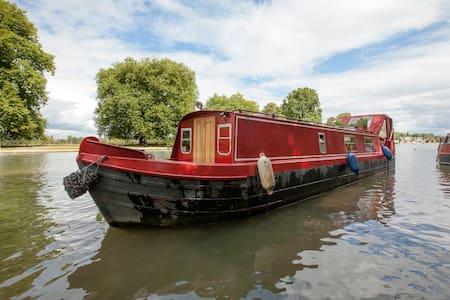 Stunning Narrowboat on River Thames