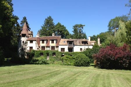 Chateau, Villa, Country side house - Villa