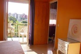 Picture of Habitación doble con baño y balcón