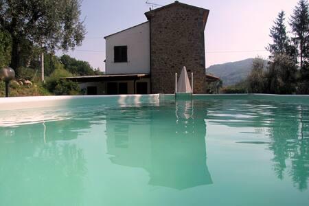 Villa mit Garten und Pool - Aramo