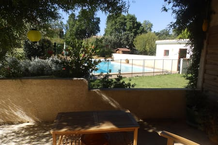 42 m2 in villa heart of  Provence