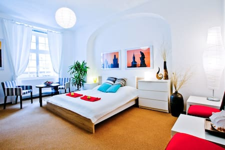 Holiday apartment in Prague Letna