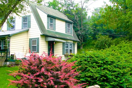 Applewood Cottage: A Relaxing Catskills Escape - Callicoon - Ház
