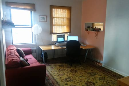Center, Spacious 1br near Union Sq