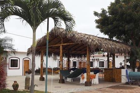 CASA BLUE TORTUGA - Ház