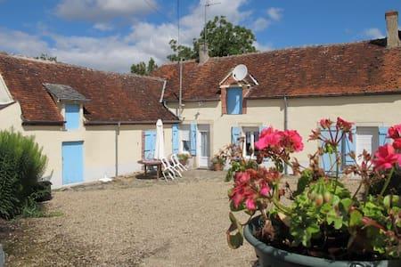 Charmante maison Berrichonne  - Reuilly - Dom