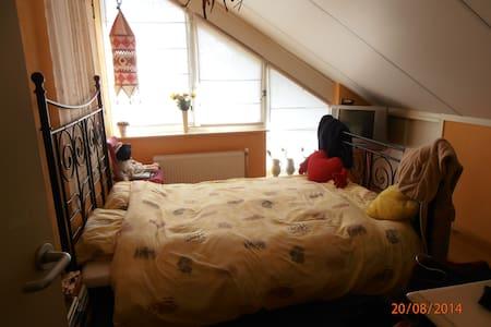 mooie bovenkamer in een ruim huis - Wikt i opierunek