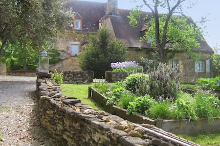 Charming house w/ swimming pool - Saint-Amand-de-Coly - House