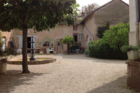 LOGE DE LA CAVALIÈRE AT CHATEAU  - Préty - Dům