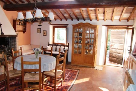 Peacefull appartment Siena Tuscany - Huoneisto