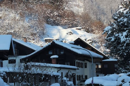 Nice&Cosy House in Bavarian Alps 2 - Oberaudorf
