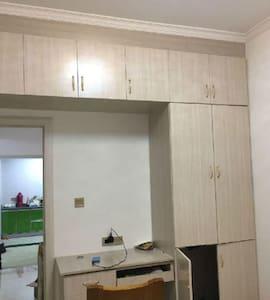 舒服大气温馨的家 - Tongchuan - Appartement