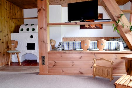 5 Bedroom Superb Chalet - Appartement