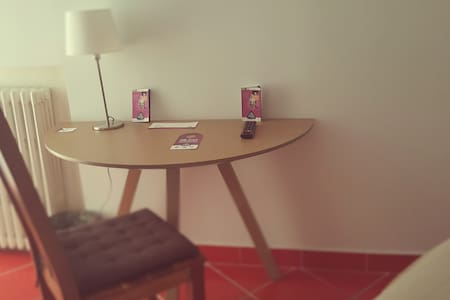 Chambre double standard. - Béziers - Bed & Breakfast