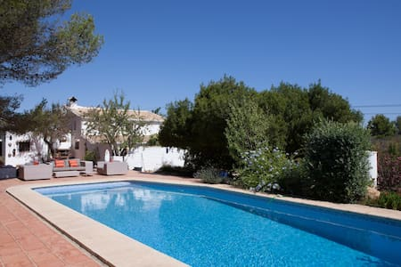 Near Denia and Javea, a rare finca - Pedreguer - Hus