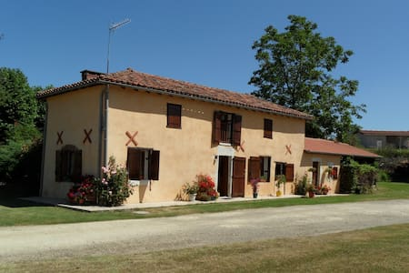 maison ancienne entièrement rénovée - Maison