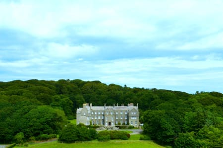 Dunskey Estate: Castle on 2000-acre by the Sea - Castle