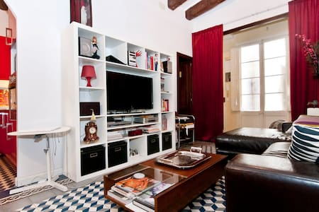 DOUBLE ROOM CENTRIC BARCELONA