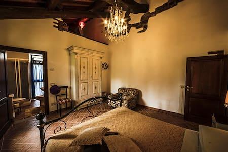 Caciaia (Podere Baccano - Montozzi) - Lägenhet