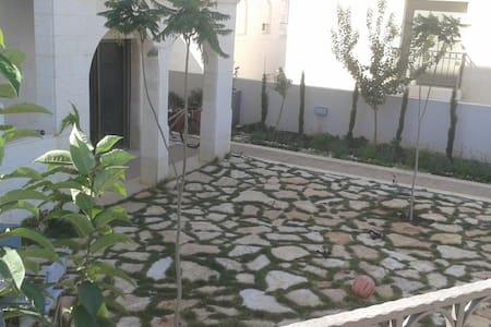 Modern-House & Garden - Naour