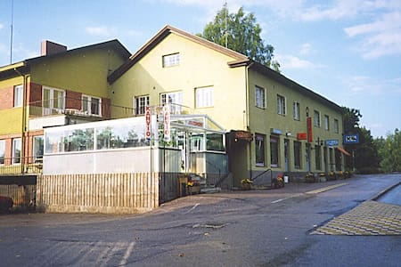 Yksiö pienessä kylässä - Διαμέρισμα
