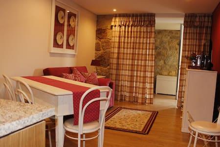 Casa da Nininha - T1 Bordeaux - Villa
