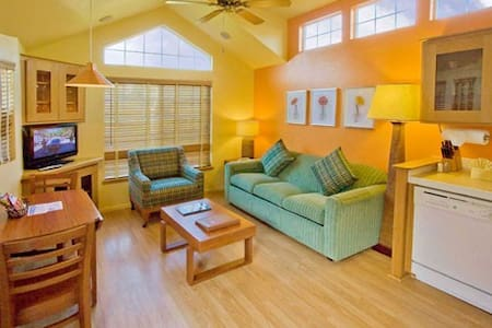 SPECTACULAR 1BR TIMESHARE IN NAPA
