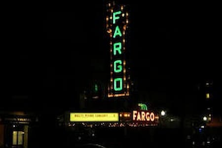 Cathedral District/Downtown Fargo-B