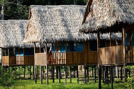 Ecotourism at Curassow Amazon Lodge