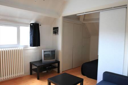 HYPER CENTRE VILLE APPT + PARKING - Caen - Apartment